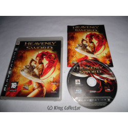 Jeu Playstation 3 - Heavenly Sword - PS3