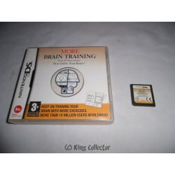 Jeu DS - Programme d' Entrainement Cerebral Avancé du Dr Kawashima
