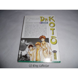 Manga - Dr Kotô - No 14 - Takatoshi Yamada - Kana