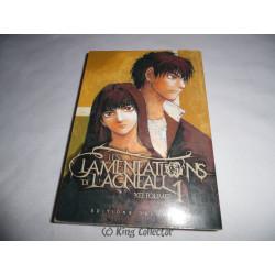 Manga - Les Lamentations de l'Agneau - No 1 - Kei Tôme - Delcourt