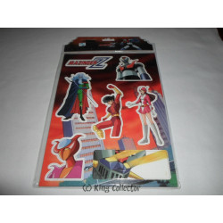 Magnet - Mazinger Z - Set de 6 Magnets - Set B - SD Toys