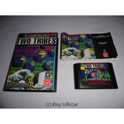 Jeu Mega Drive - Two Tribes : Populous 2 - MD