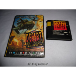 Jeu Mega Drive - Desert Strike : Return to the Gulf - MD