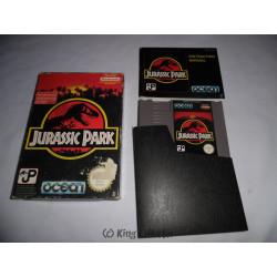 Jeu NES - Jurassic Park