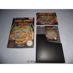 Jeu NES - High Speed