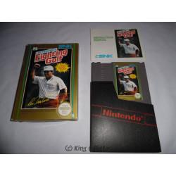 Jeu NES - Lee Trevino's Fighting Golf