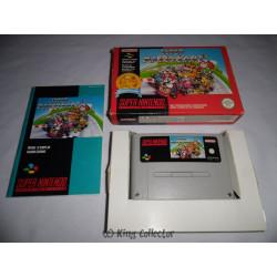 Jeu Super Nintendo - Super Mario Kart - SNES