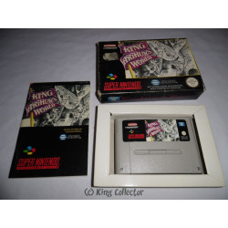 Jeu Super Nintendo - King Arthur's World - SNES