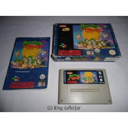 Jeu Super Nintendo - Lemmings 2 : The Tribes - SNES
