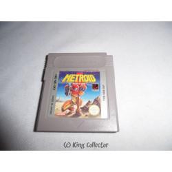 Jeu Game Boy - Metroid II