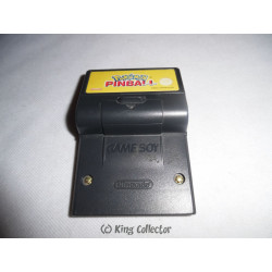 Jeu Game Boy Color - Pokémon Pinball