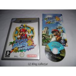 Jeu Game Cube - Super Mario Sunshine (Player's Choice) - GC