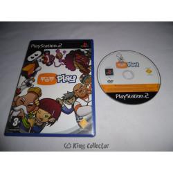 Jeu Playstation 2 - EyeToy : Play - PS2