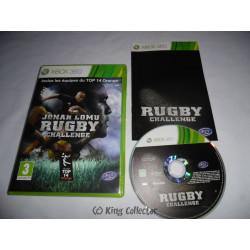 Jeu Xbox 360 - Jonah Lomu Rugby Challenge