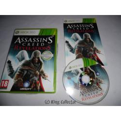 Jeu Xbox 360 - Assassin's Creed : Revelations (Best-Seller)