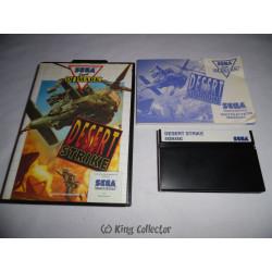 Jeu Master System - Desert Strike