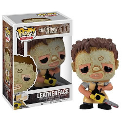 Figurine - Pop! Movies - Texas Chain Saw Massacre - Leatherface - Vinyl - Funko