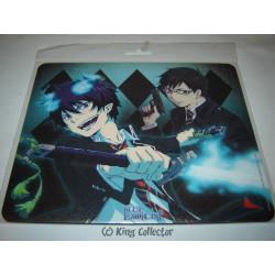 Tapis de souris - Blue Exorcist - Yukio & Rin - ABYstyle