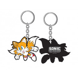 Porte-Clé - Sonic the Hedgehog - Tails Flying - Bioworld Merchandising