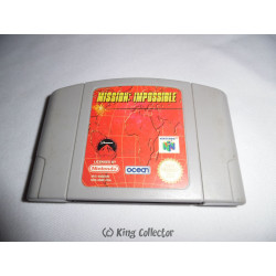 Jeu Nintendo 64 - Mission : Impossible - N64