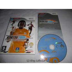 Jeu Wii - Pro Evolution Soccer 2008