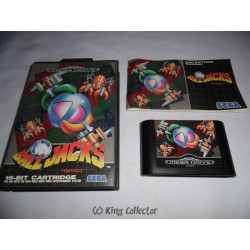 Jeu Mega Drive - Ball Jacks