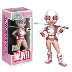 Figurine - Rock Candy - Marvel Gwenpool - Funko