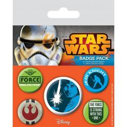 Badge - Star Wars - Jedi - Pyramid International