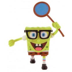 Figurine - Bob l'Eponge - Spongebob butterfly - Comansi