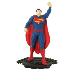 Figurine - DC Comics - Superman flying - Comansi