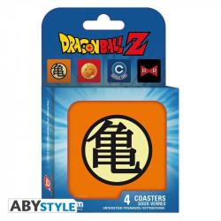 Sous-Verres - Dragon Ball - Symbole - ABYstyle