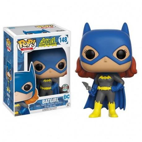 Figurine - Pop! Heroes - DC Batman - Heroic Batgirl - Vinyl - Funko
