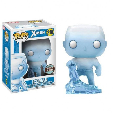 Figurine - Pop! Marvel - X-Men - Iceman - Vinyl - Funko