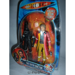 Figurine - Doctor Who - 6th Docteur - Underground Toys