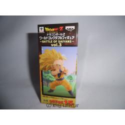 Figurine - Dragon Ball - WCF Battle of Saiyans vol 3 - Goku SSJ3 - Banpresto