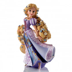 Figurine - Disney - Haute Couture - Raiponce - Showcase Collection