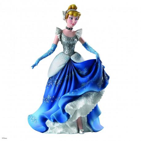 Figurine - Disney - Haute Couture - Cendrillon - Showcase Collection