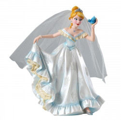 Figurine - Disney - Haute Couture - Cendrillon Wedding - Showcase Collection