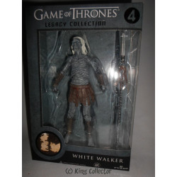 Figurine - Game of Thrones - Legacy Action - White Walker - Funko