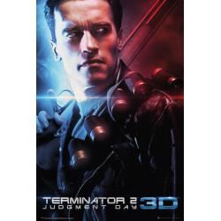 Poster - Terminator 2 3D - One Sheet - 61 x 91 cm - GB eye
