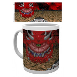 Mug / Tasse - Doom - Classic - 300 ml - GB Eye