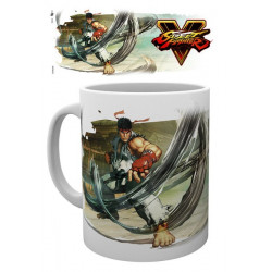 Mug / Tasse - Street Fighter V - Ryu - 300 ml - GB Eye
