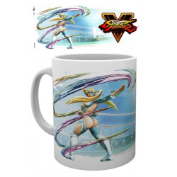 Mug / Tasse - Street Fighter V - Mika - 300 ml - GB Eye