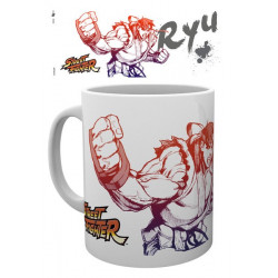 Mug / Tasse - Street Fighter - Ryu - 300 ml - GB Eye