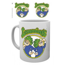 Mug / Tasse - Lemmings - Duo - GB Eye