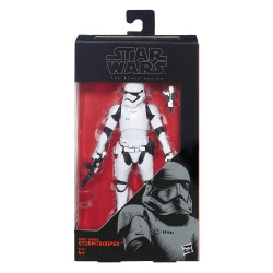 Figurine - Star Wars VII - Black Series 2015 Wave 1 - First Order Stormtrooper - Hasbro