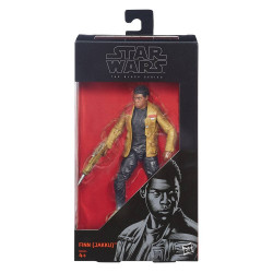 Figurine - Star Wars VII - Black Series 2015 Wave 1 - Finn (Jakku) - Hasbro