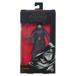 Figurine - Star Wars VII - Black Series 2015 Wave 1 - Kylo Ren - Hasbro
