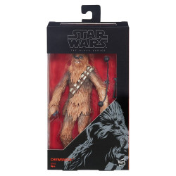 Figurine - Star Wars VII - Black Series 2015 Wave 1 - Chewbacca - Hasbro