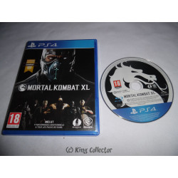 Jeu Playstation 4 - Mortal Kombat XL - PS4